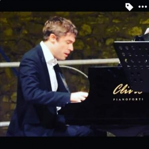 Alberto Pibiri Solo Event - Jazz Pianist in New York City, New York