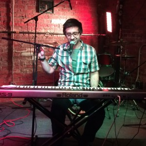 Alec Ryan - Singing Pianist in Denver, Colorado