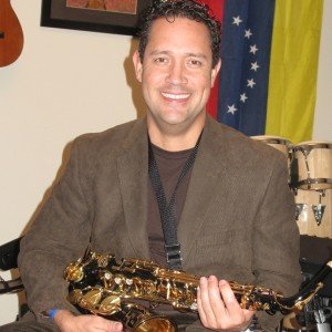 Alejandro - Saxophone Player in Katy, Texas