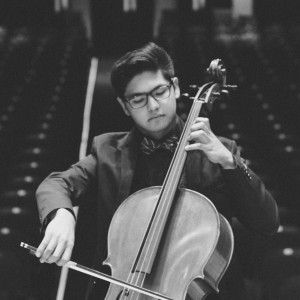 Alejandro Thompson - Cellist - Cellist in La Mirada, California