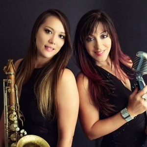 Alex and Jenny Duo - Saxophone Player / Dixieland Band in Orlando, Florida