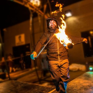 Alex Cefalopod- Performance Art - Fire Performer in Lafayette, Colorado