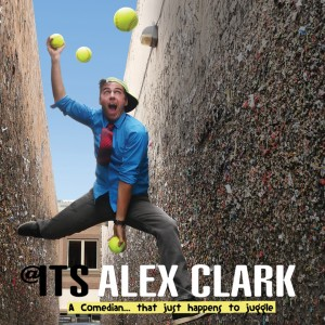 Alex Clark - Juggler in San Luis Obispo, California