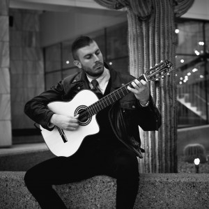 Alex Hristov Music - Guitarist / Flamenco Group in Scottsdale, Arizona