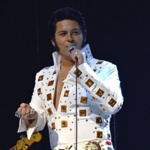 Alex J. Mitchell as ELVIS - Elvis Impersonator in Myrtle Beach, South Carolina