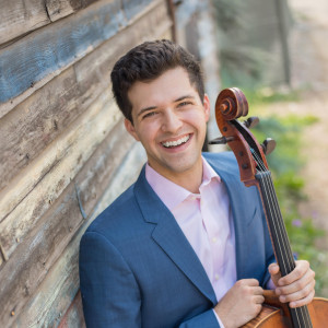 Alex Krew - Cellist in Nashville, Tennessee
