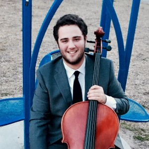 Alex Lavine, Cello - Cellist in Greenville, North Carolina