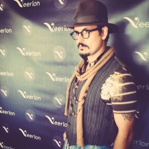 Alex Mazieri as Johnny Depp and Captain Jack Impersonator - Johnny Depp Impersonator / Actor in Dallas, Texas