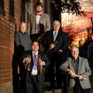The East Dallas Traditional Jazz Band - Jazz Band / 1920s Era Entertainment in Dallas, Texas