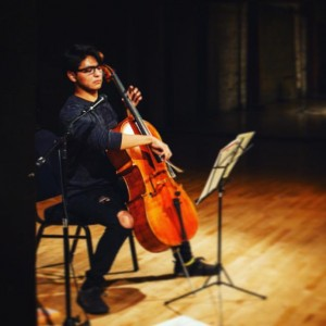 Alex Sánchez - Cellist - Cellist in Azusa, California