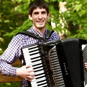 Alex Shor - Accordion Player in Cookeville, Tennessee