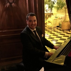 Alexander Borghese - Pianist / Wedding Singer in Beverly Hills, California