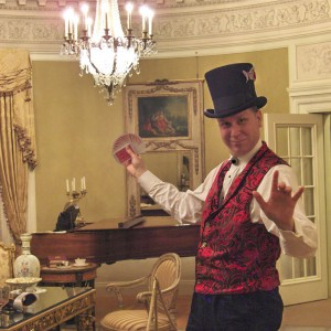 Alexander, Master of Marvels! - Magician in Portland, Oregon
