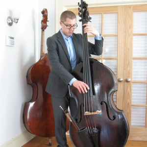 Alexander Svensen, double bass - Bassist in New Haven, Connecticut