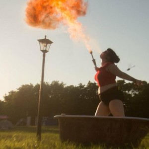 Alexandra Nicole Fire Dancer - Fire Performer / Burlesque Entertainment in Houston, Texas