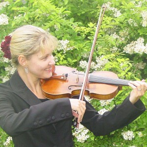 Alexandra Zaburdaeva Lorimer - Violinist / Wedding Entertainment in Bangor, Maine