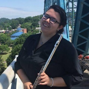 Alexus Murfin - Flute Player in Chattanooga, Tennessee