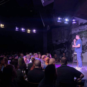 Ali Musa  - Stand-Up Comedian in Tucson, Arizona