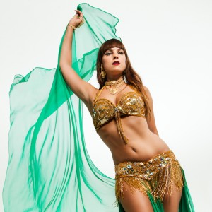 Alia Mohamed - Belly Dancer / Middle Eastern Entertainment in Dallas, Texas