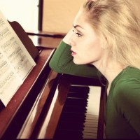 Aliona Ghalchi - Pianist in Syracuse, New York