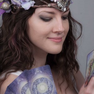 Alison Spokes, The Tarot Fairy - Tarot Reader / Halloween Party Entertainment in Sidney, British Columbia
