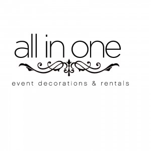 All in One Event  Decorations and Rentals
