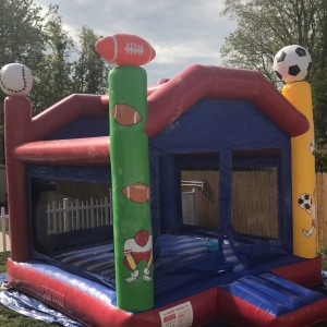 Ice Cream Truck, Dunk Tank & Bounce Houses - Food Truck / Outdoor Party Entertainment in Brick, New Jersey