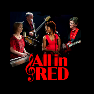 All In Red - Party Band / Jazz Singer in Atlanta, Georgia