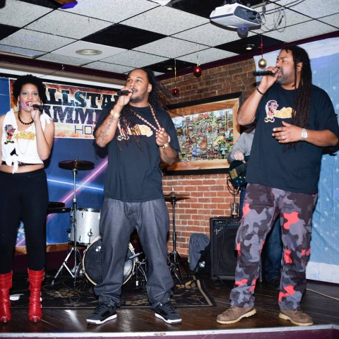 Hire All Star Jammerz Reggae Band In Columbus Ohio