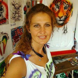 All That - Airbrush Artist in Drumright, Oklahoma