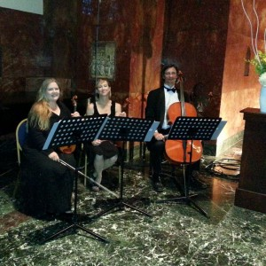 All Trillium Ensembles & A Beautiful Violin - String Trio / Funeral Music in Minneapolis, Minnesota