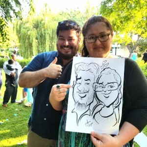 all your party Entertainment - Caricaturist in Gardena, California