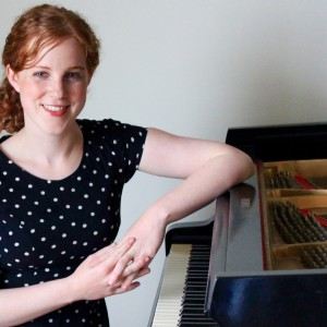 Allegra Chapman - Classical Pianist in San Francisco, California