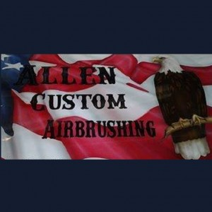 Allen Custom Airbrushing - Airbrush Artist in Custer, South Dakota
