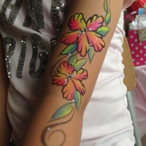 Alley Cat Face Painting - Face Painter in San Jose, California