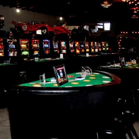 Alliance casino events