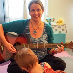 Allie-Oops! Children's Music and Musical Parties - Children's Music / Singing Guitarist in Collingswood, New Jersey