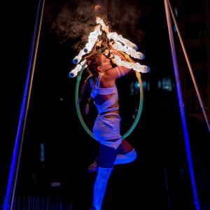 Allie PyroCat - Fire Dancer in Chicago, Illinois