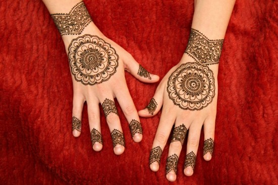Henna Tattoo Montreal : Hire alliebee henna tattoo artist in montreal quebec