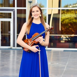 Allison Beck - Violinist in Silver Spring, Maryland