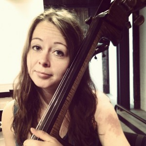 Allison Cook - Bassist in Washington, District Of Columbia