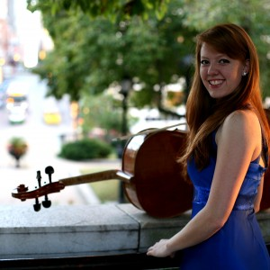 Allison Drenkow, Cellist