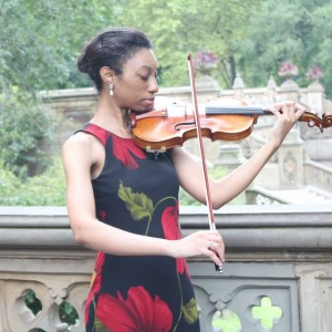 Allison McNeal, freelance Violinist - Violinist / String Trio in New York City, New York
