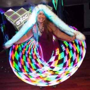 Allisone Light - Hoop Dancer in Sacramento, California