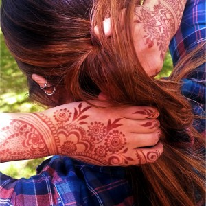 Allura Henna - Henna Tattoo Artist / Body Painter in Bend, Oregon