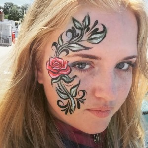Ally's face painting - Face Painter in Kissimmee, Florida