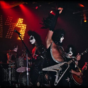 Almost Human - KISS Tribute Band / Classic Rock Band in Seattle, Washington