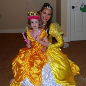 Alpha And Omega Royal Events - Princess Party in Cleveland, Ohio