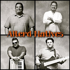 Alterd Natives Band - Soul Band in San Antonio, Texas