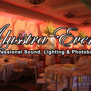 Alusstra Events DJs Uplighting Photobooths - DJ / Wedding DJ in San Antonio, Texas